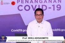Satgas COVID-19 perketat PPKM mikro kendalikan lonjakan kasus