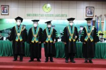 UNJ kukuhkan lima guru besar ilmu pendidikan