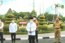 Wapres: Kota Tangerang harus siapkan faskes antisipasi lonjakan kasus