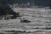 Banjir bandang di Nepal