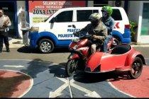 Polresta Bandarlampung beri layanan SIM buat penyandang disabilitas