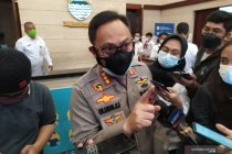 Kasus COVID-19 meningkat, polisi perketat buka-tutup jalan di Bandung