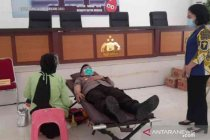 PMI Kabupaten Bekasi butuh stok plasma konvalesen