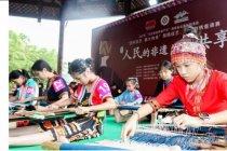 Pelabuhan Perdagangan Bebas Hainan promosikan warisan budaya takbenda