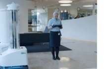 UVD Robots terpilih untuk menyediakan robot disinfeksi otonom