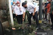 Pemkot Medan benahi drainase penyebab banjir di Sunggal