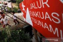 Pakar : Ketinggian gelombang tsunami di Padang bisa capai enam meter