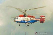 Riau operasionalkan lima helikopter bersiaga atasi karhutla