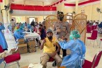 Polres Natuna siap menindak tegas penyebar hoaks seputar vaksin