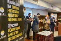 KBRI fasilitasi pelaku usaha Indonesia untuk merambah pasar Argentina