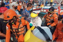 Tim SAR temukan jasad pelajar tenggelam di laut Palabuhanratu