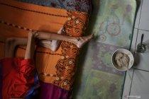 Kondisi penderita gizi buruk di Pangandaran