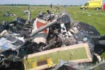 Pesawat jatuh di Siberia tewaskan empat orang