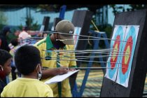 Festival panahan piala Menpora di Batam diikuti 21 provinsi