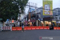 Pemkot Tasikmalaya tutup jalan di pusat kota cegah penyebaran COVID-19