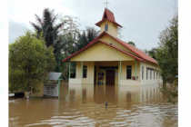 Banjir landa empat desa di Kapuas Hulu