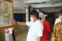 30 pelukis ramaikan pameran lukisan Bung Karno di Surabaya