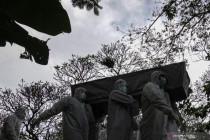 Kasus kematian akibat COVID-19 paling banyak terjadi di Jawa Tengah