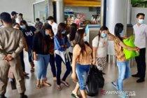 Pemkot Pangkalpinang pulangkan 10 pekerja lokalisasi Teluk Bayur