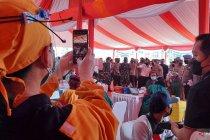 Vaksinasi massal TNI-Polri targetkan 1 juta dosis per hari