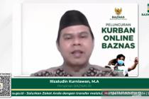 Baznas buat terobosan layanan kurban daring berbentuk kemasan