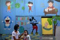 36 kasus aktif COVID-19 anak ditemukan di Surabaya
