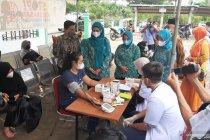 Capaian vaksinasi Kabupaten Lingga terendah di Kepri