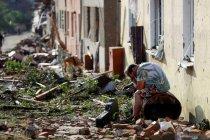 Tornado  hantam sebagian kota di Republik Ceko