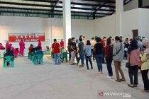 Vaksinasi massal di Cirebon sasar 12.700 warga