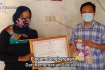 PKH buat penjual kerupuk telur asin entas dari kemiskinan