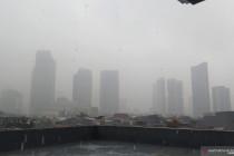 Prakiraan cuaca BMKG: Sebagian wilayah Jakarta diguyur hujan Sabtu
