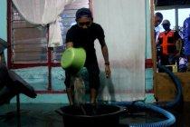 Akibat hujan deras, belasan rumah di Ternate terendam banjir
