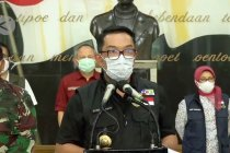 Gubernur: Bandung Raya siaga satu COVID-19