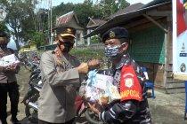 Dorong percepatan vaksinasi, Polda Kepri hadirkan Nasi Kapau