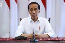 Presiden sebut PPKM mikro mampu kendalikan COVID-19 tanpa matikan ekonomi rakyat