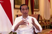 Jokowi harapkan lulusan perguruan tinggi berdedikasi memajukan negara