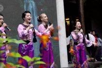 Festival Perahu Naga pukau warga asing di Chongqing, China