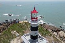 Mercusuar Chidingyu yang ditenagai energi hijau mulai beroperasi di Fujian, China
