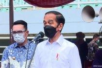Presiden targetkan Kabupaten Bogor capai kekebalan komunal pada Agustus 2021