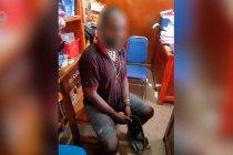 Satgas Nemangkawi tangkap terduga pemasok senpi ke KKB di Puncak Jaya