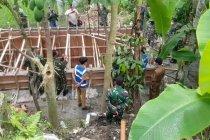 TNI bangun sarana IPAL di Desa Jamberama