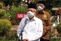 Wapres targetkan Kota Tangerang vaksinasi 15 ribu orang per hari