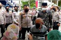 Pemohon SIM di Polres Mataram harus divaksinasi