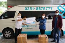 WIKA salurkan 1.145 APD untuk rumah sakit se-Jabodetabek