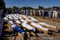Serangan di Nigeria  tewaskan 15 tentara