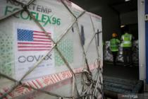 3,5 juta dosis vaksin Moderna tiba di Indonesia