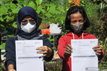 Kemenkes belum membahas sertifikat vaksin untuk akses tempat umum
