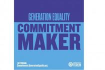 WEA bergabung dalam Generation Equality Forum, memelopori penggerak perubahan