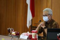 Ganjar Pranowo: Masyarakat Jawa Tengah berebut divaksin