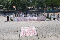 Warga Gili Trawangan NTB bersurat ke Presiden Jokowi